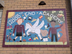 A keystage2 project for Woodend Academy.
