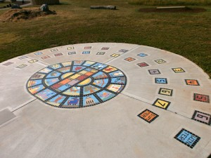 how to make a sundial for school