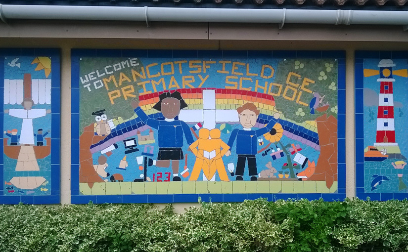 A whole school project for Mangotsfield Field primary School
